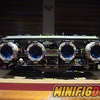 Rear Engines