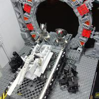 Stargate and Ramp