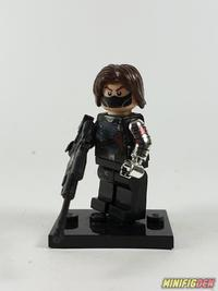 Winter Soldier (Chrome Arm) - Marvel - Captain America