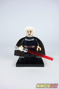 Count Dooku - Star Wars - Prequel Trilogy