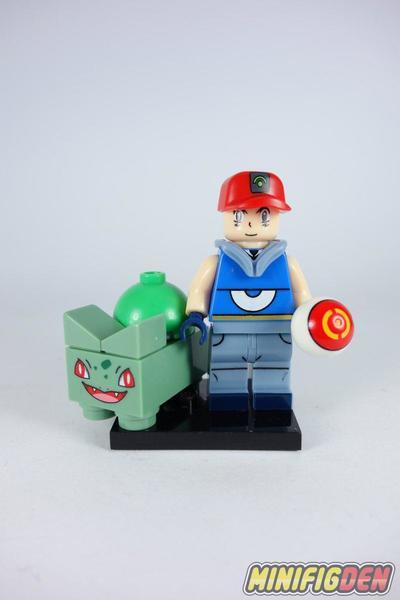 Ash and Bulbasaur - Miscellaneous - Pokemon