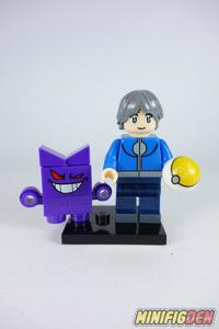 Steven and Gengar - Miscellaneous - Pokemon