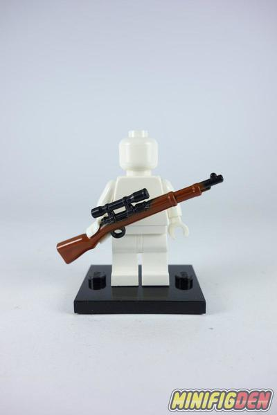 USMC Springfield Sniper Rifle (Painted) - Accessories - Firearms - Rifles