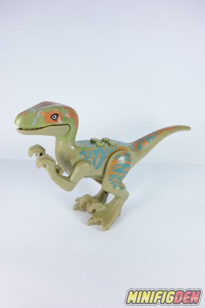 Velociraptor (Tan) - Animals - Dinosaurs