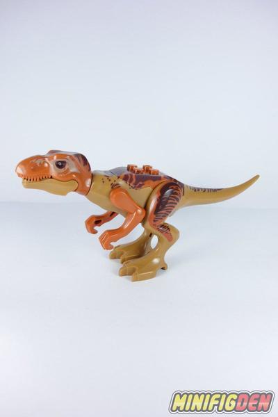Tyrannosaurus Rex (Orange) - Animals - Dinosaurs