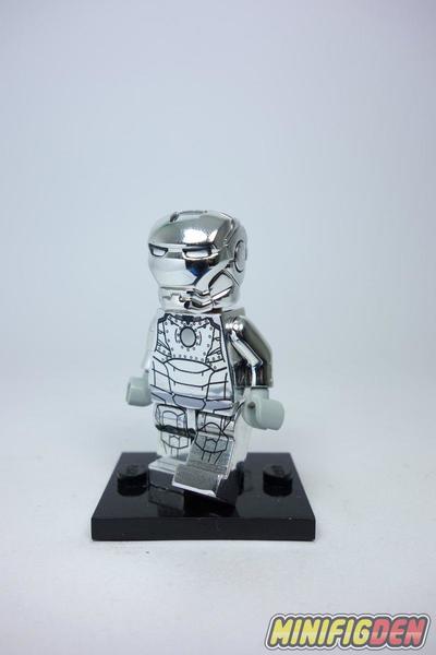 Mark 2 (Chrome) - Marvel - Iron Man