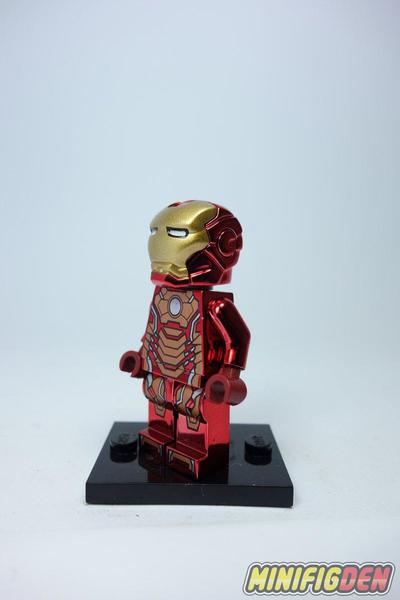 Mark 42 (Chrome) - Marvel - Iron Man