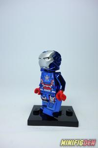 Iron Patriot (Chrome) - Marvel - Iron Man