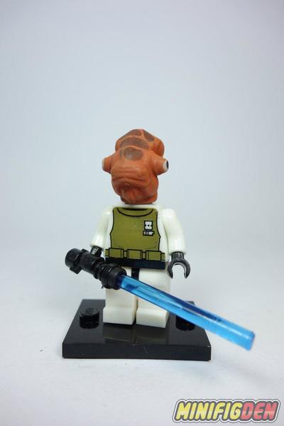 Admiral Ackbar - Star Wars - Prequel Trilogy