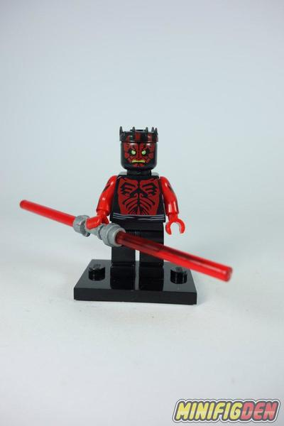 Darth Maul (Shirtless) - Star Wars - Clone Wars