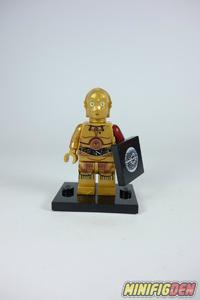 C-3PO (Red Arm) - Star Wars - Episode 7