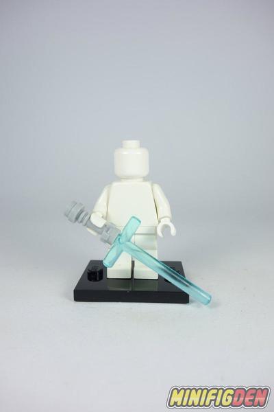Crossguard Lightsaber (Blue) - Accessories - Sci-Fi