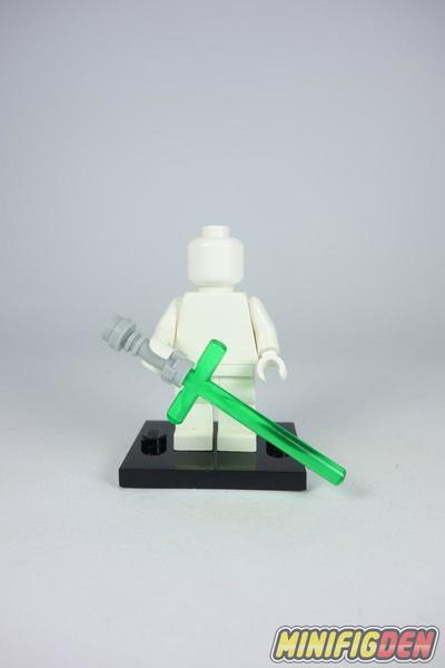 Crossguard Lightsaber (Green) - Accessories - Sci-Fi
