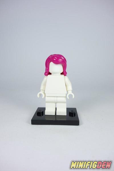 Pink Hair (Off Left Shoulder) - Accessories - Hair