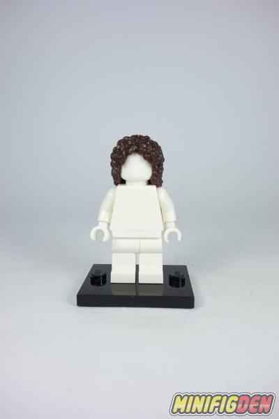 Brown Curly Hair - Accessories - Hair