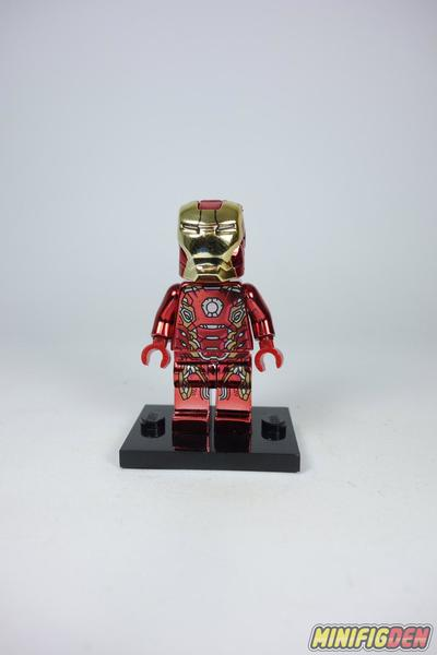 Mark 46 (Chrome) - Marvel - Iron Man