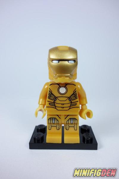 Mark 21 Midas - Marvel - Iron Man