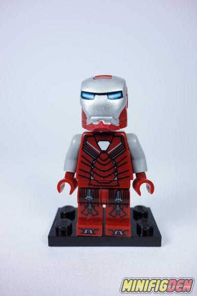 Mark 33 Silver Centurion - Marvel - Iron Man