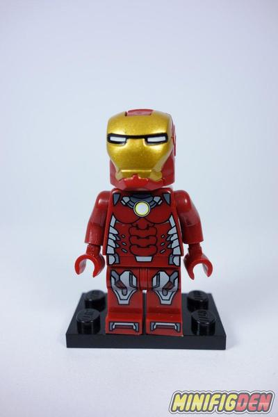 Rescue - Marvel - Iron Man
