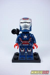 Iron Patriot - Marvel - Iron Man