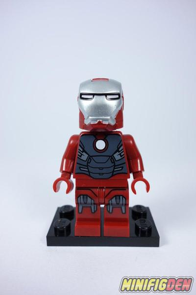 Mark 7 (Prototype) - Marvel - Iron Man