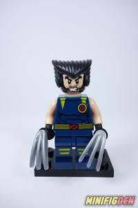 Wolverine (Blue) - Marvel - X Men