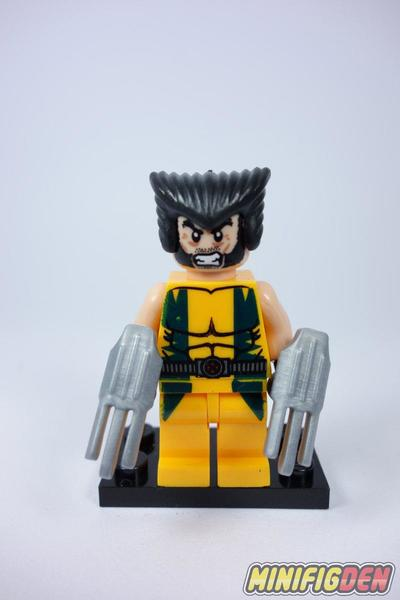 Wolverine (Classic - No Mask) - Marvel - X Men