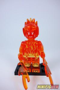 Flame on Torch - Marvel - Fantastic Four