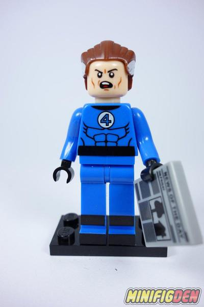 Mr Fantastic - Marvel - Fantastic Four