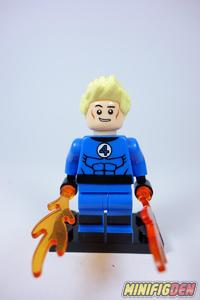 Human Torch - Marvel - Fantastic Four