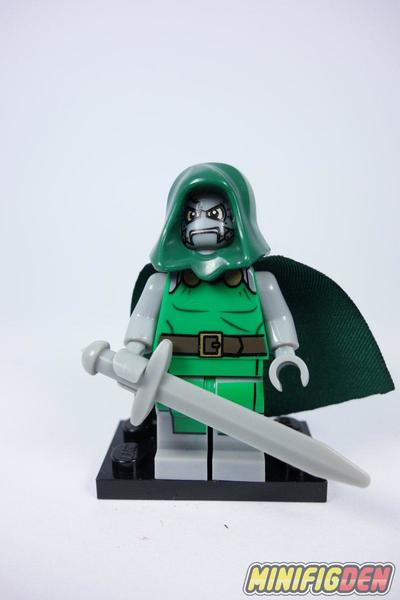 Dr Doom (Sword) - Marvel - Fantastic Four