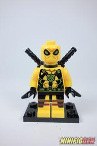 Deadpool (Yellow) - Marvel - X Men