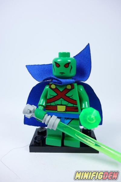 Martian Manhunter - DC - Justice League