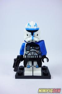 Captain Rex (Phase 2 Helmet) - Star Wars - Prequel Trilogy