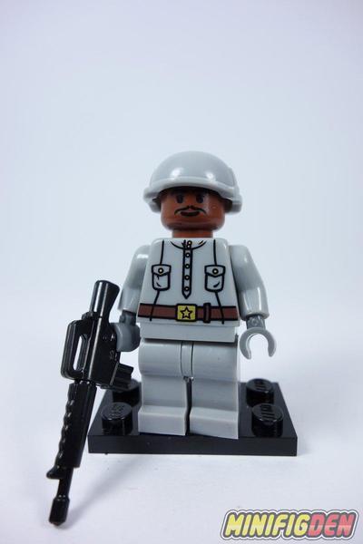 Grey Uniform - Miscellaneous - Soldiers