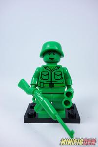 Green Soldier - Miscellaneous - Toy Story