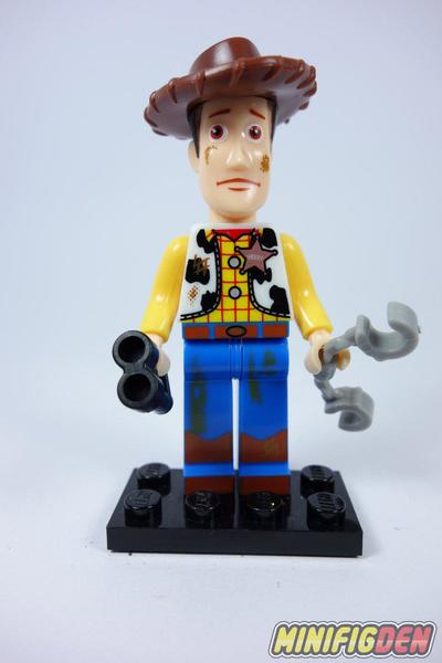 Woody (Dirty) - Miscellaneous - Toy Story