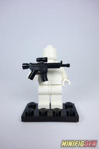 MP5 with Sight - Accessories - Firearms