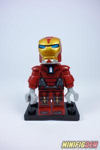 Mark 35 Red Snapper - Marvel - Iron Man