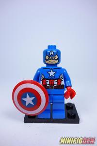 Captain America (Avengers Assemble) - Marvel - Captain America