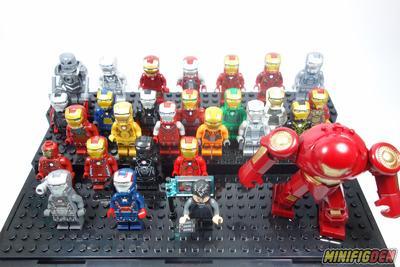 Iron Man Pack - Marvel - Iron Man