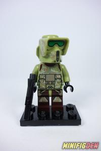 41st Elite Corps Trooper - Star Wars - Prequel Trilogy