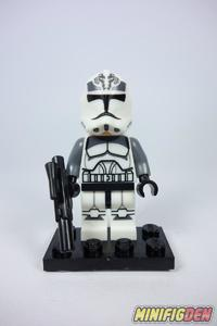 Wolf Pack Clone Trooper - Star Wars - Clone Wars