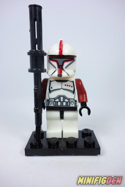Red Clone - Star Wars - Clone Wars