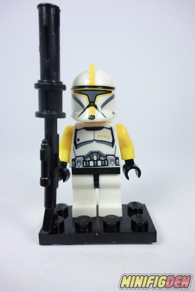 Yellow Clone - Star Wars - Clone Wars