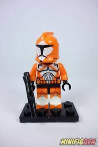 Bomb Squad Trooper - Star Wars - Clone Wars