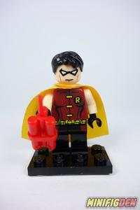 Robin (Yellow Cape) - DC - Young Justice