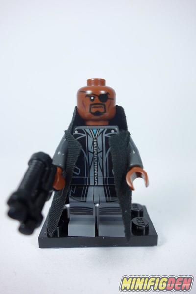 Nick Fury (MCU) - Marvel - Avengers