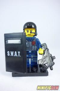SWAT - Miscellaneous - Soldiers