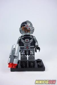 Cyborg - DC - Justice League